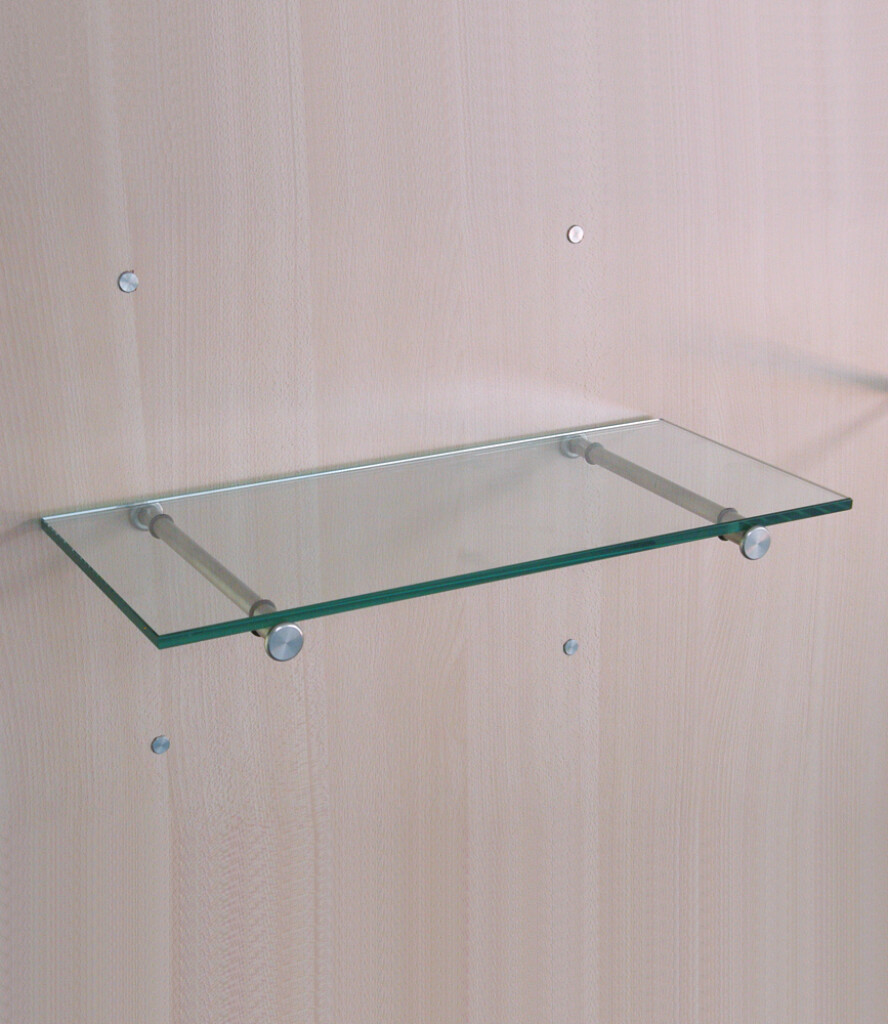 GLASLEGPLANK 600 X 200 X 8 MM